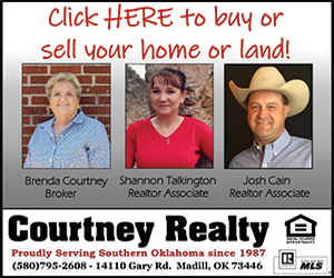Courtney Realty - Sidebar