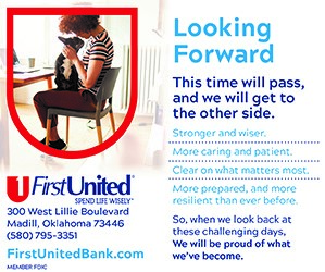 First United Bank - Looking Forward