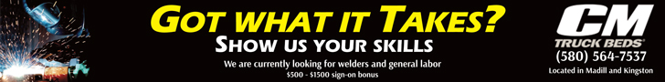 CM Truck Beds - Recruitment Banner Ad