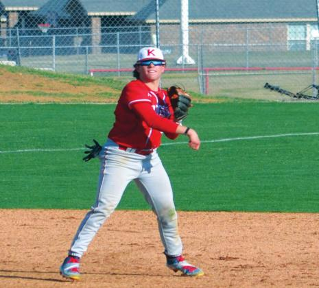 Marshall County Baseball Review
