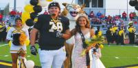 Madill Homecoming King and Queen